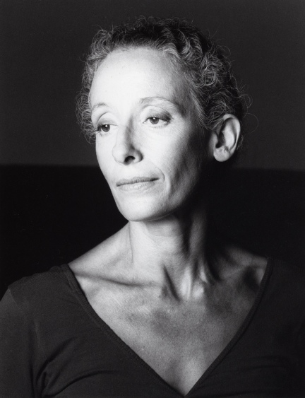 Rachel Browne, circa 1981. Photo: David Cooper.