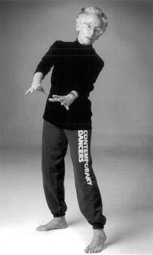 Rachel Browne, circa 1996. Photo: Gerry Kopelow.