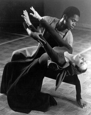 True Believer, 1969 Choreography: Robert Moulton Dancers: Rachel Browne & Ron Holbrook Photo Credit: J. Coleman Fletcher