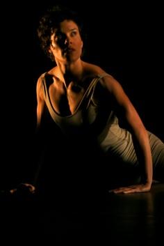 Dancer: Kristin Haight. Photo: Rodney Braun, 2007