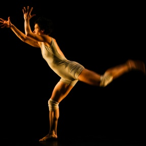 Dancer: Kristin Haight. Photo: Rodney Braun, 2007