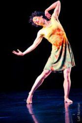Dancer: Kristin Haight. Photo: Leif Norman, 2013.