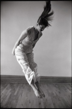 Dancer: Sharon Moore. Photo: Bruce Monk, 1991