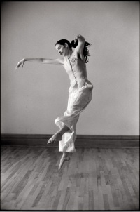 Dancer: Sharon Moore, Photo: Bruce Monk, 1991