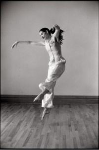Dancer: Sharon Moore, Photo: Bruce Monk, 1991