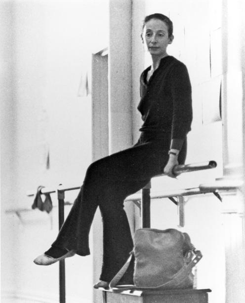 Rachel Browne, circa 1974.