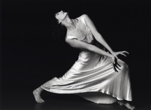 Sharon Moore in My Romance. Photo by Bruce Monk